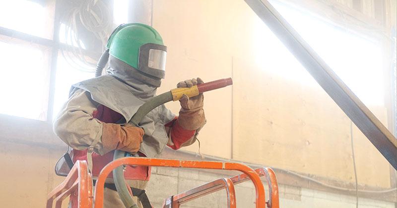 FSB Onehunga Abrasive Blasting